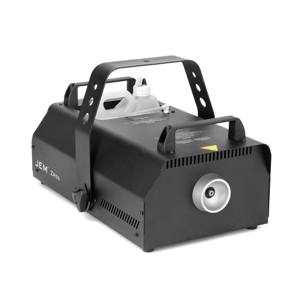 Martin Jem ZR35 Rookmachine, 1500 Watt, Inclusief Remote