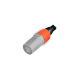 BSE 2 kleurring voor Neutrik etherCON kabeldeel rood