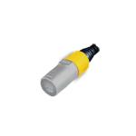 BSE 4 kleurring voor Neutrik etherCON kabeldeel geel