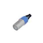 BSE 6 kleurring voor Neutrik etherCON kabeldeel blauw