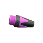BXX 7 kleurtule voor Neutrik XLR-plug violet