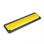 Defender Nano kabelbrug zwart/geel 100cm