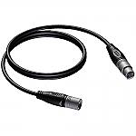CLD953/0.5 DMX kabel 3-polig AES/EBU 110 ohm - 0,5m