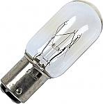 Bajonetlamp 15W