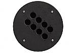 CRP 308 blindplaat met 8x D-size hole voor Procab CDM-310
