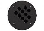 CRP 310 blindplaat met 10x D-size hole voor Procab CDM-310