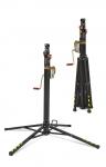 TE-034 Wind-up zwart 3,8m