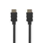 High Speed HDMI-kabel verguld met ethernet - 0,5m