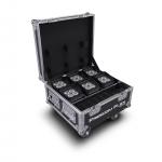 Freedom Flex H4 IPX6 inclusief flightcase