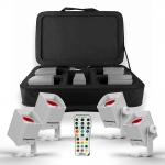 Freedom H1X 4-Pack wit mini led spots