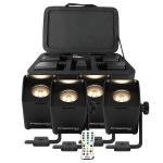 Freedom Q1N 4-Pack RGBW mini led spots