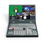 VS0615 videomixer 6-kanaals met SDI/HDMI en FULL-HD scherm