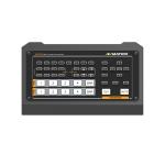 HVS0401 videomixer 4-kanaals incl. multiview, scalers en USB-streaming