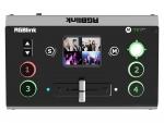 Mini Pro videomixer 4-kanaals incl. multiview, scalers, USB-streaming en opname