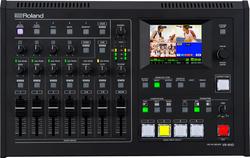 VR 4 HD videomixer FULL HD met audio en streaming